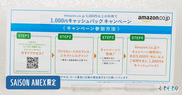 AMEXコネクトの参加は簡単4ステップ
