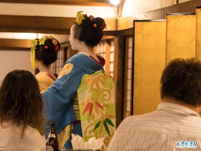 芸・舞妓の踊り