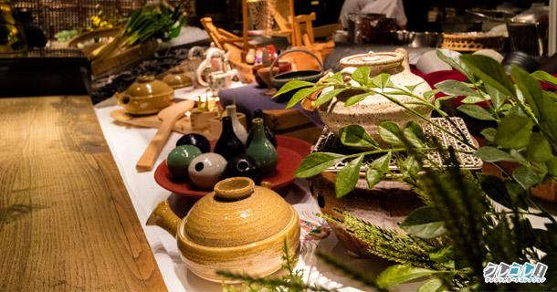 東京丸ビル内にある割烹・ふぐ料理 の「醍醐味」