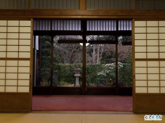 AMEX京都観光ラウンジの中