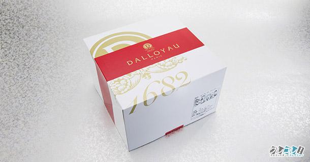 ダロワイヨのSuicaケーキ