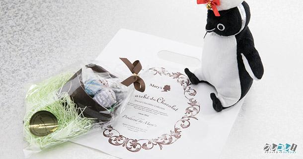 Suicaのペンギンロリポップチョコレート